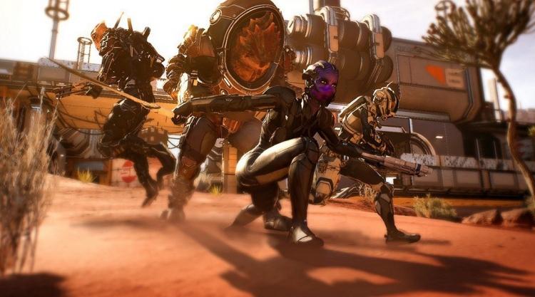 """Сюжет в Anthem важен, но не закончен, а следующая игра BioWare может быть мультиплеерной"""""""
