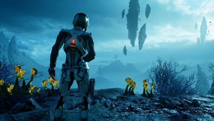 """BioWare планирует вернуться к серии Mass Effect «так скоро, как только сможет»"""""""