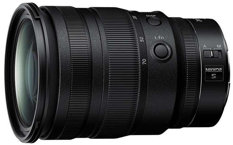 Объектив Nikon Nikkor Z 24-70mm f
