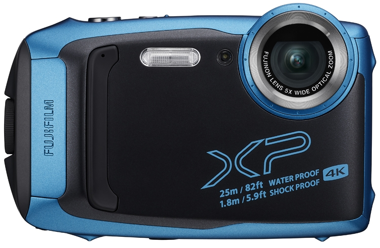 """Fujifilm FinePix XP140: компактный фотоаппарат в защищённом исполнении"""""""
