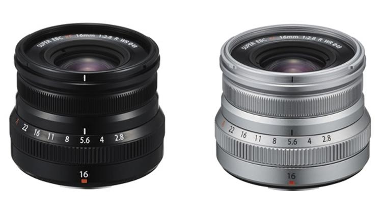 """Fujifilm Fujinon XF16mmF2.8 R WR: компактный объектив для всепогодной съёмки"""""""