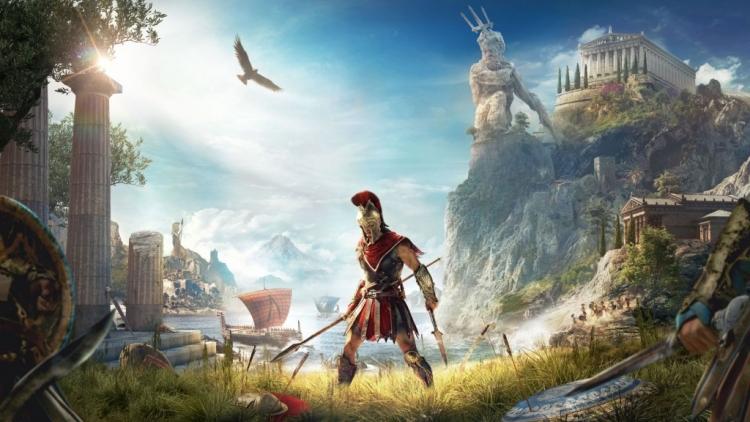 """Февральские обновления Assassin's Creed Odyssey: наряды, повышение уровня и прочее"""""""