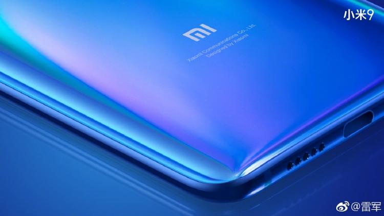 """Мощный смартфон Xiaomi Mi 9 предстал на официальных рендерах"""""""