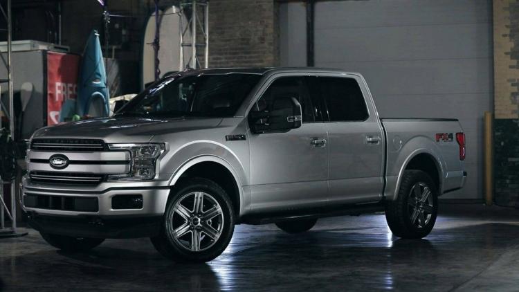 """Ford отзывает 1,5 млн пикапов из-за проблем с коробкой передач"""""""