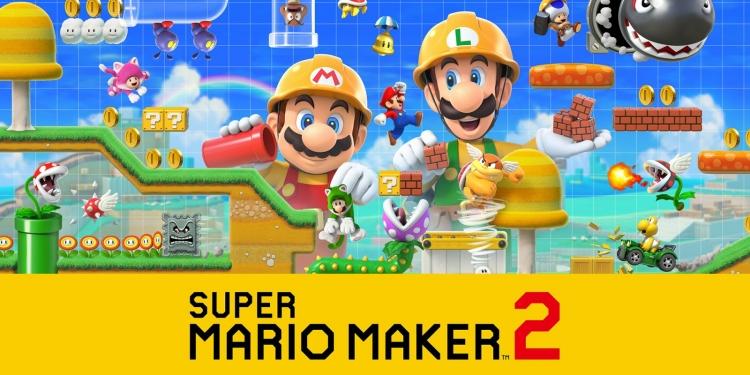 """Видео: Super Mario Maker 2 позволит создавать уровни своей мечты"""""""