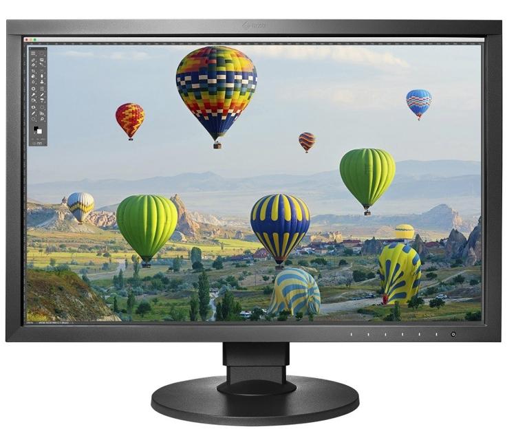 "Монитор EIZO ColorEdge CS2410 обеспечивает 100 % охват пространства sRGB"""