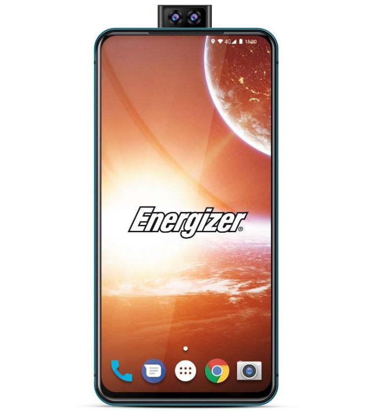 Смартфон Energizer отAvenir Telecom получит батарею на18 000 мАч