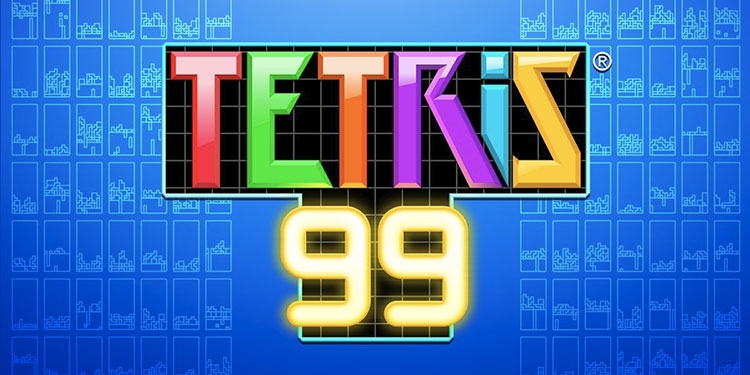 """Подписчикам Nintendo Switch Online доступна новая королевская битва — Tetris 99"""""""