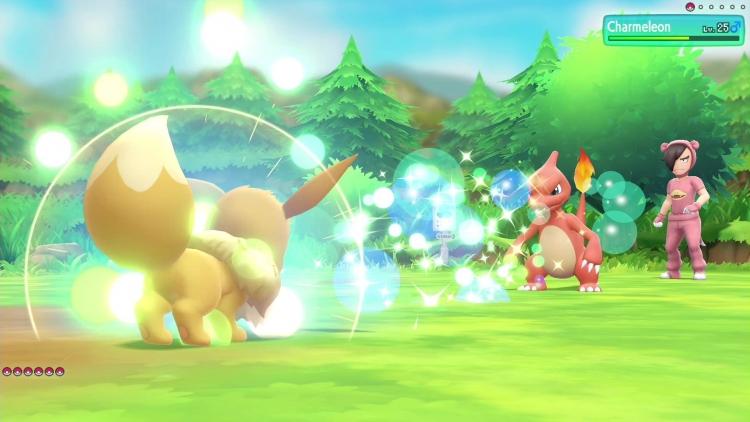 """Вышла демоверсияPokémon: Let's Go, Pikachu! и Pokémon: Let's Go, Eevee!"""""""