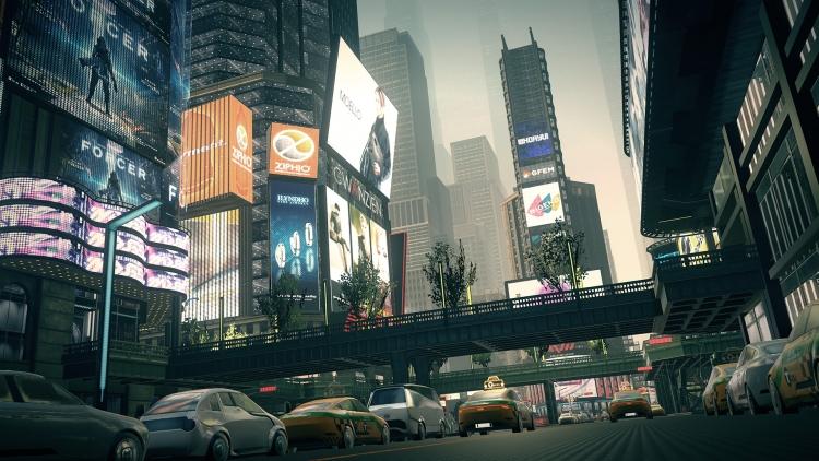Высокие технологии и монстры из другого мира в стильном экшене Astral Chain от Platinum Games