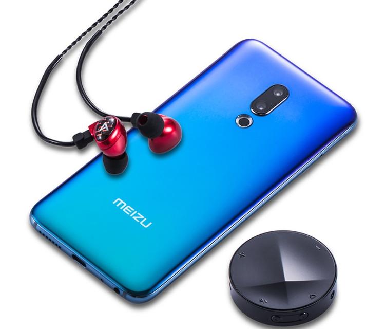 "Meizu 16 Plus Sound Color: смартфон для меломанов"""