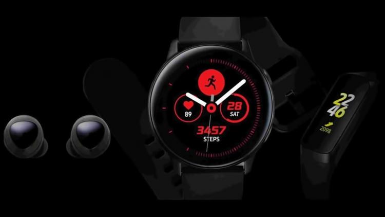 """Samsung случайно показала наушники, фитнес-браслеты и умные часы до анонса"""""""