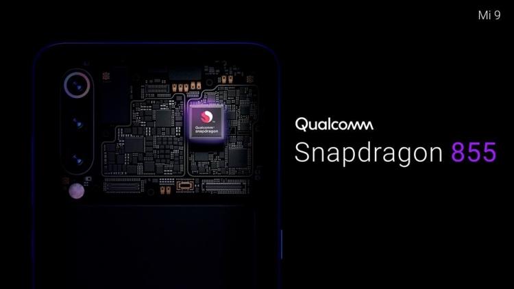 """Xiaomi официально подтвердила использование в смартфоне Mi 9 процессора Snapdragon 855"""""""