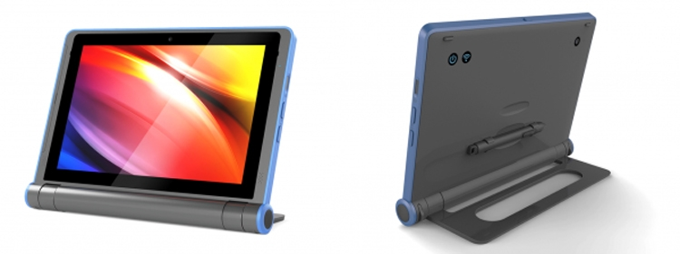 """ECS TH10GM2: гибридный планшет с процессором Intel и ОС Windows 10"""""""