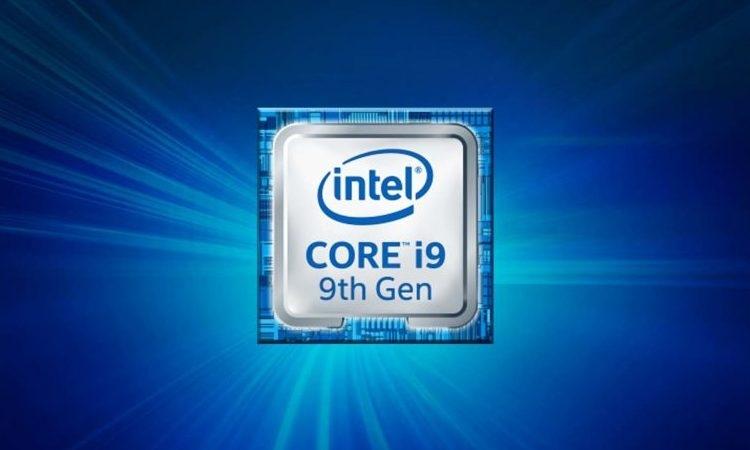 """Мобильные процессоры Intel Core H девятого поколения: от 4 до 8 ядер с частотой до 5 ГГц"""""""