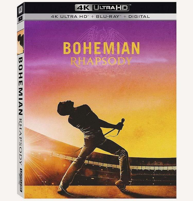 «Богемская рапсодия» издана в отличном качестве на дисках 4K Blu-ray — всё благодаря новому формату HDR10+, несовместимому с конкурирующим Dolby Vision…