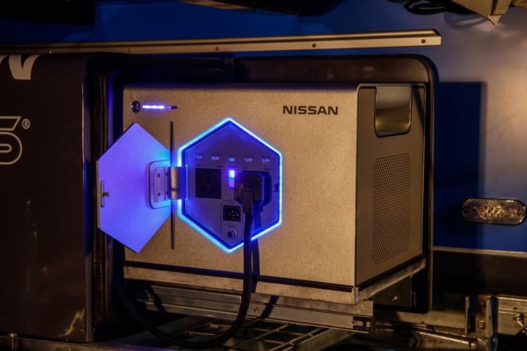 """Nissan x OPUS, или Вторая жизнь отработанных батарей электромобилей"""""""