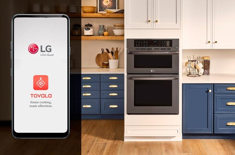 """«Умные» микроволновые печи LG сами выберут способ готовки помещённого в них блюда"""""""