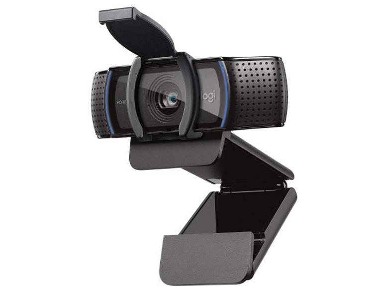 """Logitech C920s Pro HD: веб-камера для звонков в формате Full HD"""""""