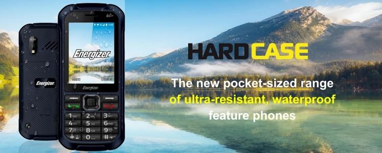"""Energizer HardCase: мобильные телефоны повышенной прочности"""""""