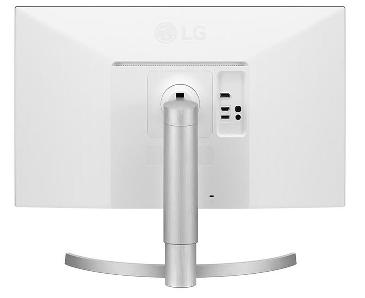 """LG 27UL550-W: монитор формата 4К с поддержкой HDR10"""""""