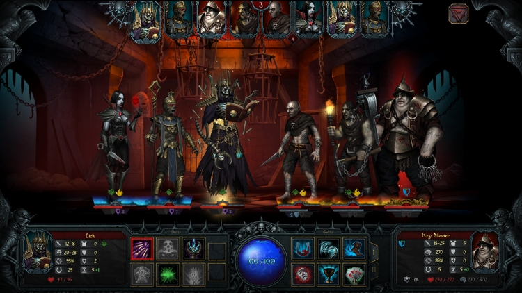 Daedalic Entertainment выпустит ролевую тактику Iratus: Lord of the Dead""