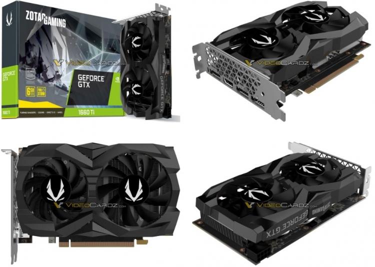 """NVIDIA GeForce GTX 1660 Ti всё же не будет лишена тензорных ядер"""""""