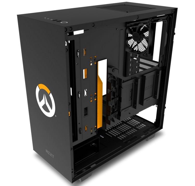 """NZXT совместно с Blizzard представила корпус H500 Overwatch Edition"""""""