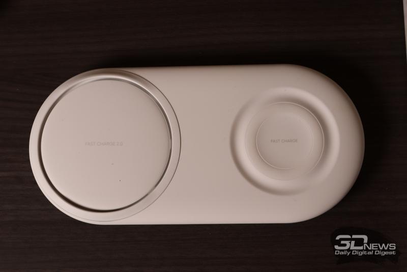 Беспроводное зарядное устройство для Samsung Galaxy