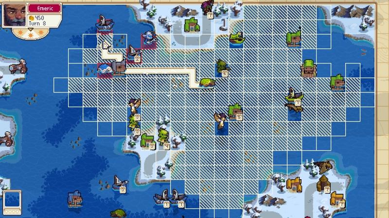 Я — черепаха, я умею плавать через половину карты, а тебе удачи высматривать мою зону поражения, а-ха-ха-ха-ха!