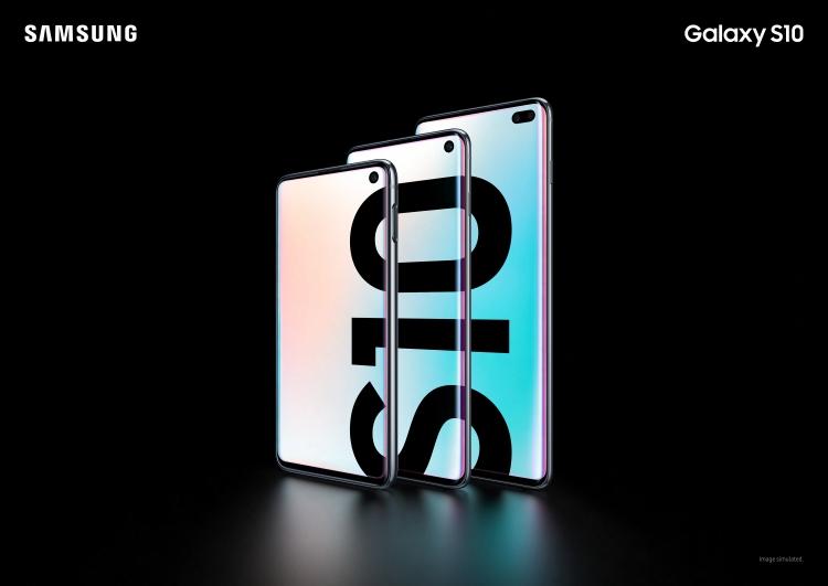 """Минимум сюрпризов: официальный анонс трёх смартфонов Samsung Galaxy S10"""""""