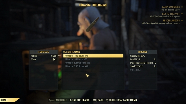 """После 900 часов в Fallout 76 игрок «схватил» бан за то, что накопил слишком много патронов"""""""