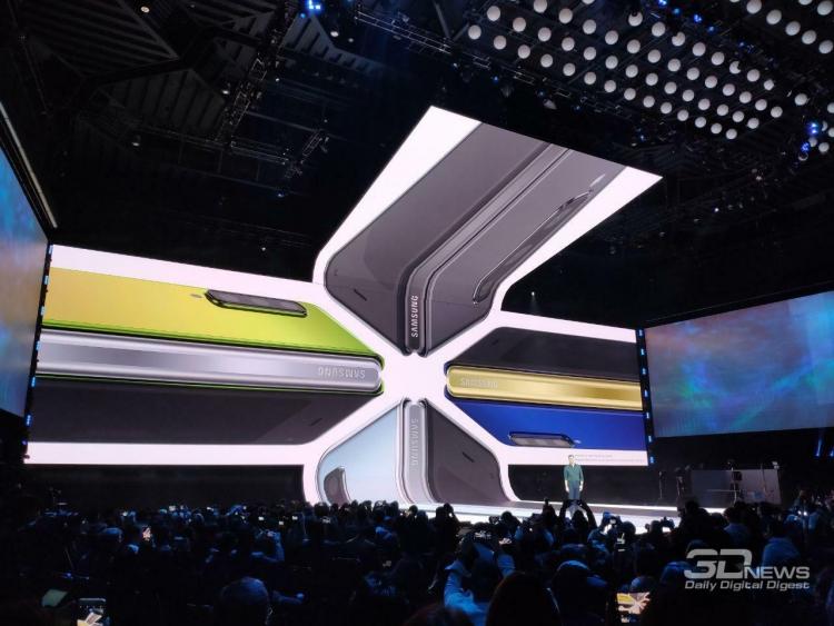 """Складной Samsung Galaxy Fold открыл новую категорию смартфонов"""""""