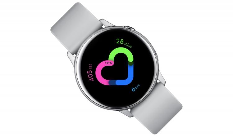 """Galaxy Watch Active — элегантные часы с рядовыми возможностями"""""""