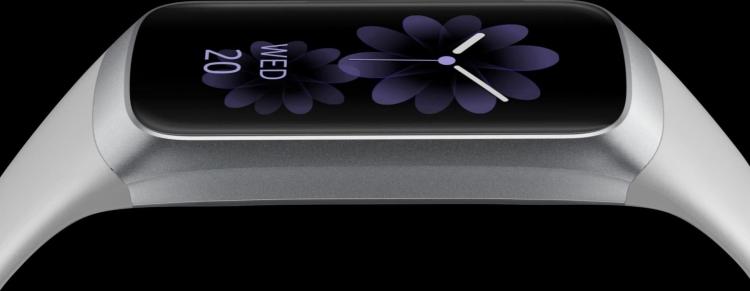 "Samsung представила браслеты Galaxy Fit и Galaxy Fit e: цена от 3 тысяч рублей"""