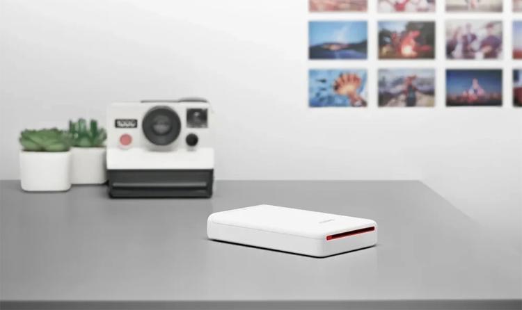 """Портативный фотопринтер Huawei использует технологию ZINK"""""""