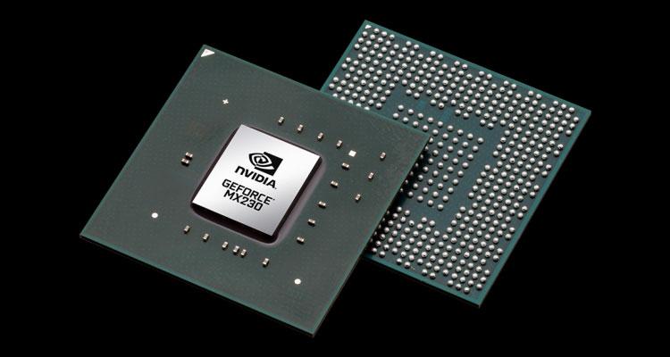 "NVIDIA представила мобильные GPU GeForce MX230 и MX250"""