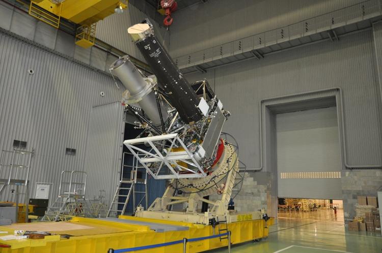 """Обсерватория «Спектр-РГ» отправится на Байконур в конце апреля"""""""