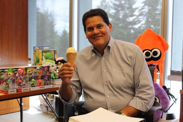 """Президент Nintendo of America Реджи Фис-Эме отправится на отдых, а его место займёт Боузер"""""""