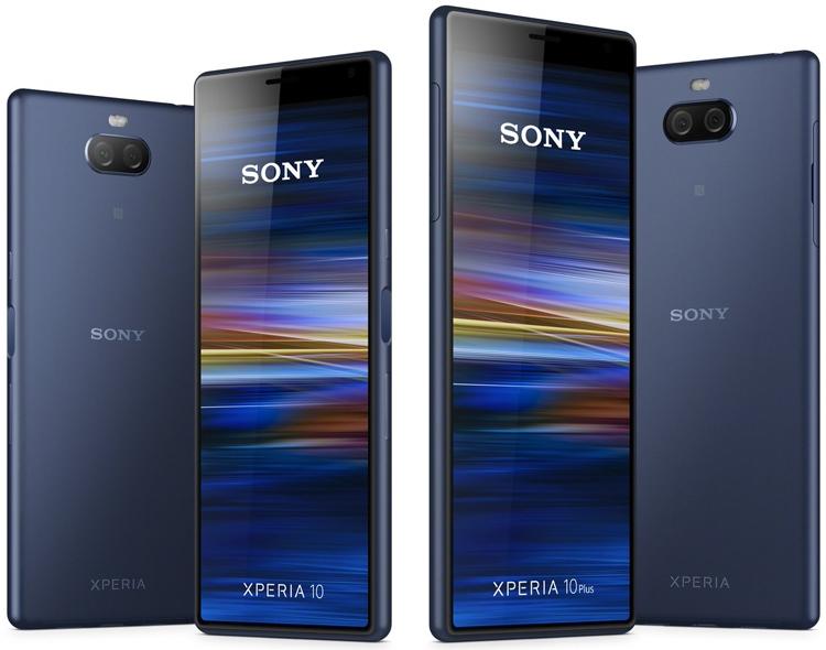 """Новые смартфоны Sony Xperia позируют на качественных рендерах"""""""