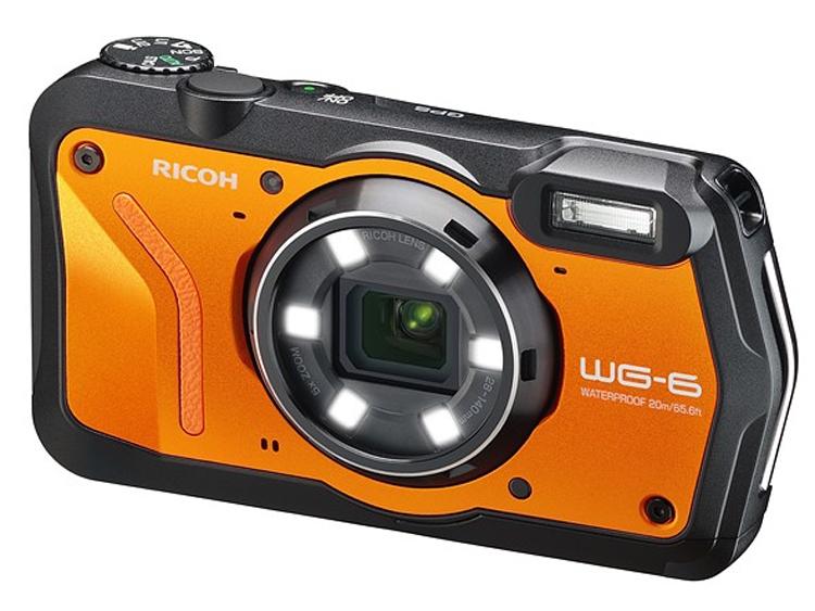 """Ricoh WG-6 и G900: компактные фотокамеры повышенной прочности"""""""