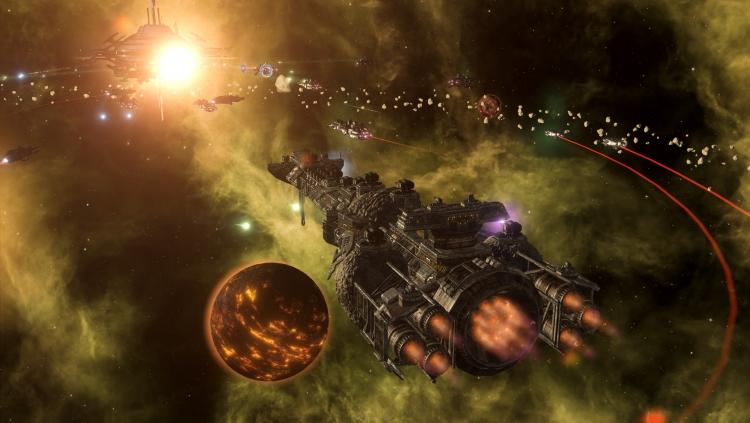 """Видео: особенности консольной версии космической стратегии Stellaris"""""""
