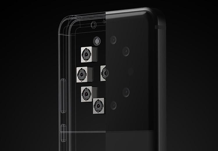 """Light и Sony займутся многомодульными камерами для смартфонов"""""""