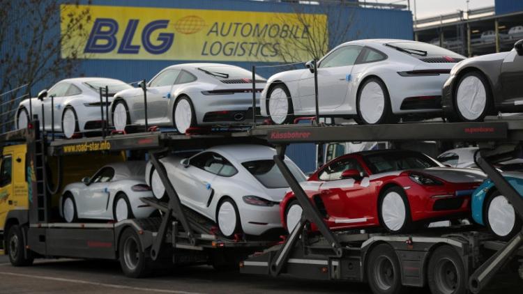 """Введение США пошлин может стоить немецким автопроизводителям €6,2 млрд в год"""""""