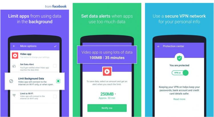 """Facebook избавляется от «шпионского» приложенияOnavo VPN"""""""