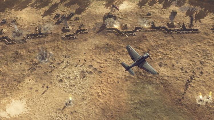 """Видео: дополнение Pacific War к Sudden Strike 4 предлагает сразиться на Тихом океане"""""""