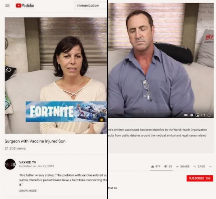 """YouTube атакует конспирологов: отключена монетизация на видео противников вакцинации"""""""