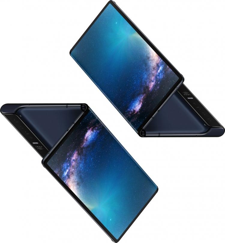 "Huawei представила свой вариант складного смартфона — Mate X"""
