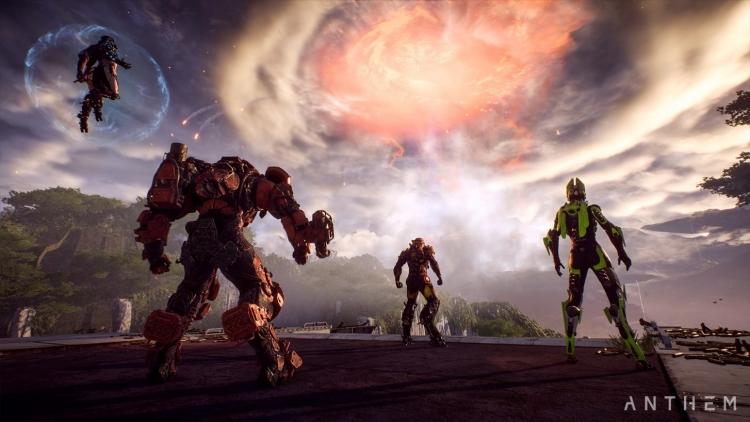 "BioWare представила план развития Anthem на следующие три месяца"""