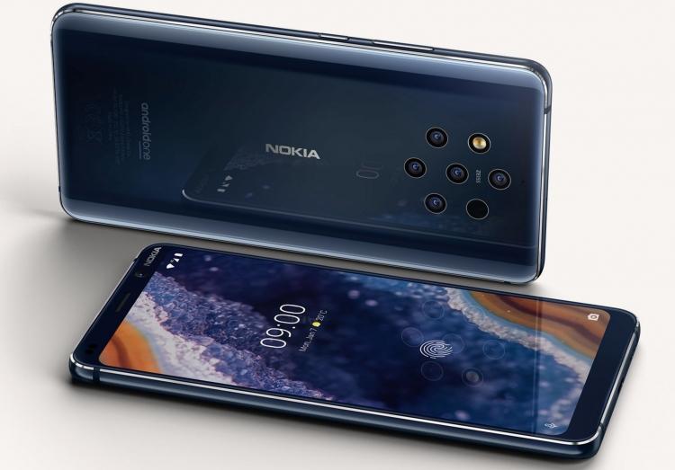 """Nokia 9 PureView — новый взгляд на мобильную фотографию"""""""